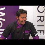 Francesco de Sanctis - AJI DE GALLINA con Mezcla de proteínas de Oriflame Mi receta de cocina