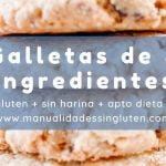 🍪  GALLETAS DE CREMA DE FRUTOS SECOS 🍪 | sin gluten + sin harina + keto (baja en hidratos)  Mi receta de cocina