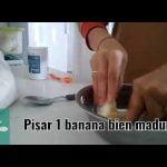 Galletitas de banana sin TACC y sin azúcar  Mi receta de cocina