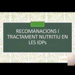 La importància de la nutrición en pacientes IDP  Mi receta de cocina