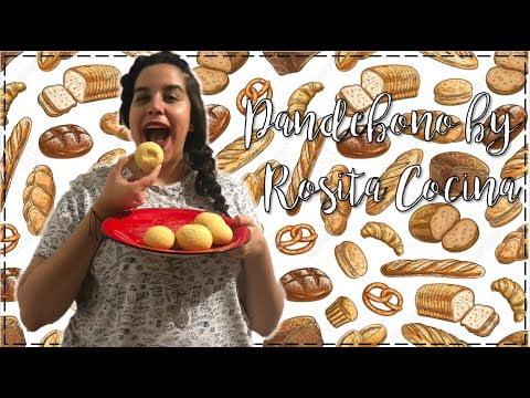 Laly prueba receta- pandebonos de Rosita Cocina