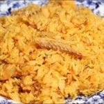 Locrio de Bacalao (Arroz con Bacalao) ∘ Rice with Cod (Pollock) ∘ Ep. 154