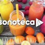 🥝 MÚSICA para videos de COCINA 🍇 Smoothies 🥭 CANCIONES de fondo ALEGRES para RECETAS 🎵  Roa ► Clouds