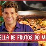 Paella de calamar con gambas: aprende a hacer un plato español famoso |  Felipe Bronze |  Cerca del fuego