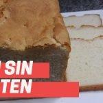 Pan SIN GLUTEN y sin lactosa (Pan de molde sin tacc)🍞  Mi receta de cocina