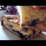 Pan de Arandanos y limon Receta sin gluten  Blueberry and lemon bread gluten free  Mi receta de cocina