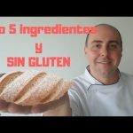Pan de arroz casero SIN GLUTEN/Receta fácil y rápida/Escuela de panadería  Mi receta de cocina