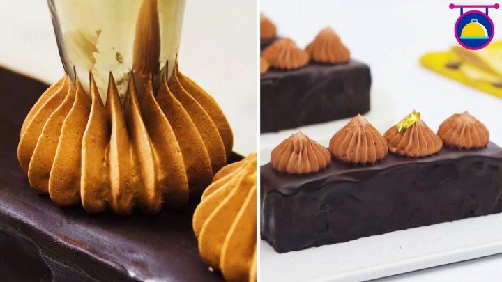 Pastel de chocolate cremoso    DELICIOSAS RECETAS DE CHOCOLATE - Compañía de Cocina