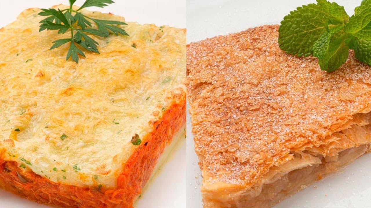 Pastel de gallina y pollo - Tarta de compota - Programa completo de Cocina Abierta Karlos Arguiñano