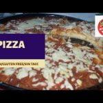 Pizza SIN GLUTEN Receta de pizza fácil para celiacos  Mi receta de cocina