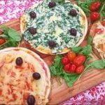 Pizzas sin gluten, aptas para celíacos por Silvina Rumi  Mi receta de cocina