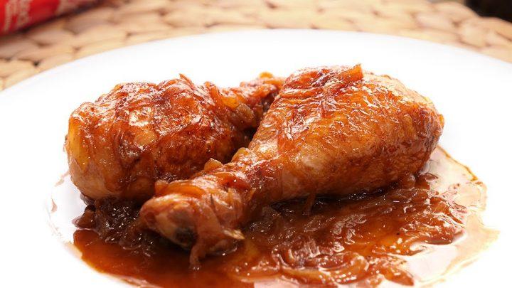 Pollo a la Coca Cola en Salsa | Receta muy Fácil, Deliciosa y Sin Horno