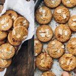 Polvorones saludables de anís | SIN GLUTEN Y SIN AZÚCAR | Delicious Martha  Mi receta de cocina