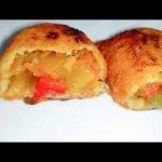 RELLENO PARA EMPANADAS caseras sin gluten y veganas. saludable cocina
