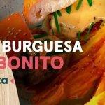 Receta: Hamburguesa de bonito l Cocina en un Toque