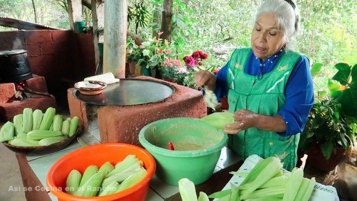 Receta Original Uchepos Michoacanos Así se Cocina en el Rancho