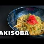 Receta Yakisoba ➡ Fideos fritos japoneses | Cocina Japonesa