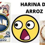 #Receta #arroz #singuten Harina de Arroz Casera Con licuadora Minipimer O Molino  Mi receta de cocina