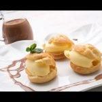 Receta de Petit choux rellenos - Eva Arguiñano  Mi receta de cocina
