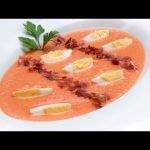 Receta de Salmorejo tradicional - Karlos Arguiñano  Mi receta de cocina