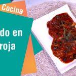 Receta de Secretos de Cocina de Unilever: Pescado en Salsa Roja