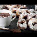 Receta de rosquillas de la abuela - Joseba Arguiñano  Mi receta de cocina