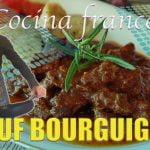 Receta del Boeuf Bourguignon (cocina francesa 2020)