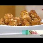 Receta dulce: bananas fritas con dulce de leche, coco y almendras  Mi receta de cocina