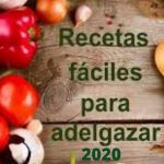 Recetas con Verduras Para Adelgazar - receta para adelgazar - pure de verduras - cocina sana//z