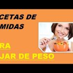Recetas de Comidas para Bajar de Peso Rapido - Recetas de Comidas para Adelgazar Rapido!!!