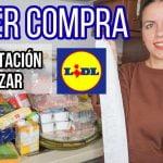 SÚPER COMPRA LIDL!   NOVEDADES alimentación y bazar   compra para 4 personas