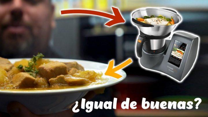 Subo MIS RECETAS a un robot de cocina ¿Salen igual? - Marmite Santoñés