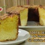 TORTA DE ARROZ de Licuadora, sin harina, sin gluten, fácil y deliciosa Mi receta de cocina