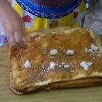 Torta de cumpleaños apta para Celíacos  Mi receta de cocina