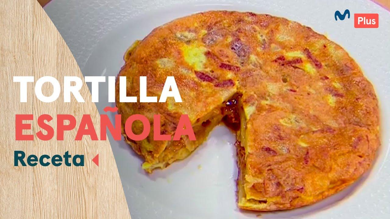 Tortilla Española, una receta que te encantará I Cocina en un toque