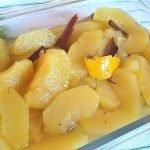 Un postre económico y de temporada | Compota de manzana casera | El Dulce Paladar  Mi receta de cocina