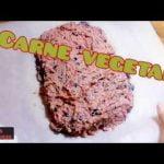 sin gluten vegana meat🙊🙌,.imitando la carne