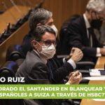 '¿Ha colaborado el Santander en blanquear y evadir dinero de españoles a Suiza a través de HSBC?'  Mi receta de cocina