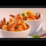 ▷RECETAS SALUDABLES DE 🥠 CAMARONES 🥠 EMPANADOS CON COCO CASERAS  Mi receta de cocina