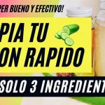 REMEDIO SUPER EFECTIVO para LIMPIAR EL COLON, BAJAR DE PESO Y Desintoxicar- (RECETA 1)