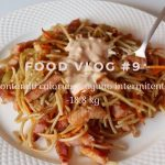 Lo que como para bajar de peso| Tlacoyos | Receta fácil de Chow mein panda express| Food Vlog#9