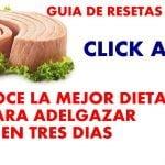 Dietas para bajar de peso mas guia de recetas GRATIS