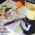 Receta de jugo para bajar de peso y limpiar el colon en 7 dias
