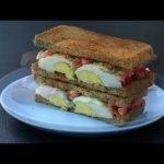 10 recetas saludables de sándwiches para bajar de peso