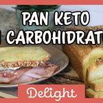 Pan Keto, Pan Cetogenico RECETAS KETO, DIETA KETO (Baja de peso comiendo este pan! )