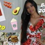 QUE COMO EN UN DIA PARA BAJAR DE PESO | RECETA ARROZ FRITO | SNACKS| DIETA CETOGÉNICA - KETO DIET