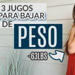 Recetas De Jugos Para 🔥 BAJAR DE PESO 🔥 | Aitza Fitness