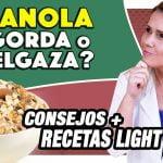 ¿Granola Engorda o Adelgaza? [CONSEJOS y RECETAS LIGHT)