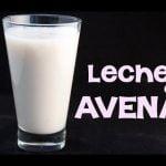 Receta de leche de avena para bajar las grasas en sangre