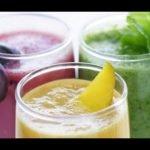 Como Preparar Batido para Bajar el Colesterol y Trigliceridos- CocinaTv por Juan Gonzalo Angel